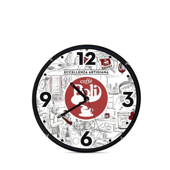 Caffè Poli - Wall clock