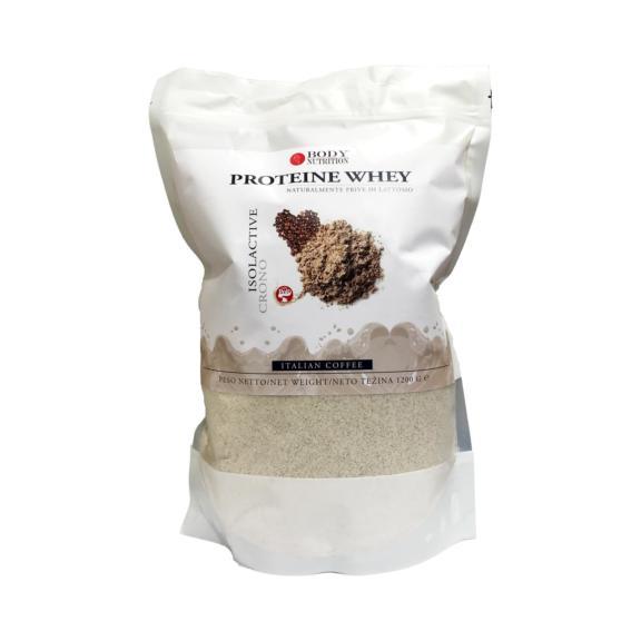 Caffè Poli - proteine whey