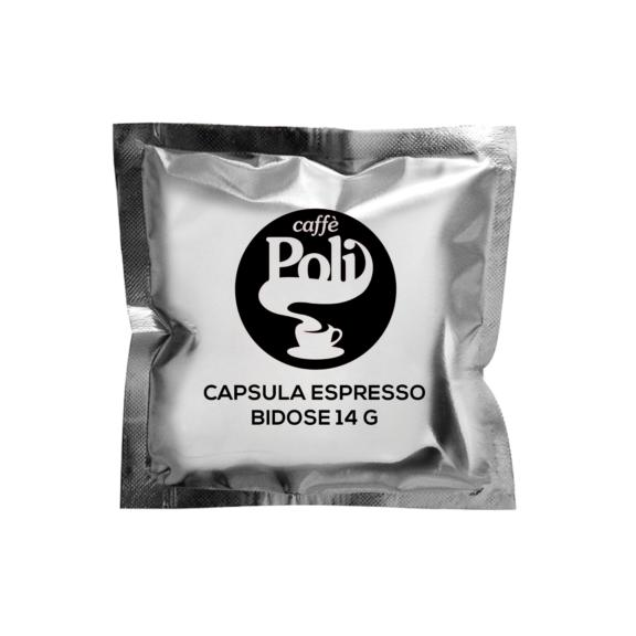Caffè Poli - capsula bidose 14 grammi