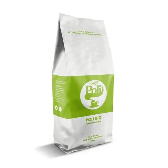 Caffè Poli - Caffè espresso biologico 100%