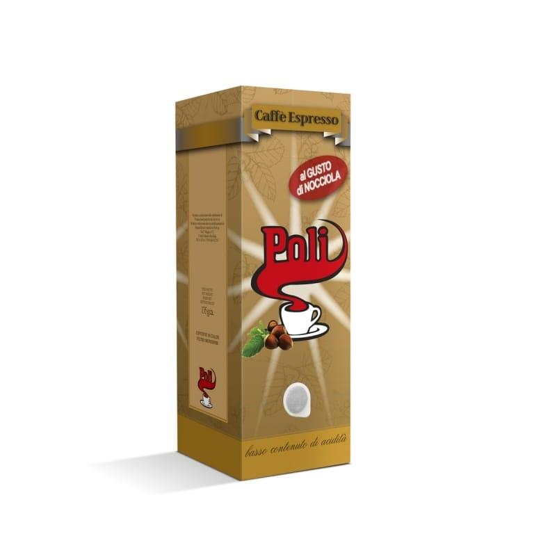 Caffè Poli - Hazelnut-flavoured espresso