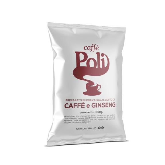 Caffè Poli - ginseng coffee