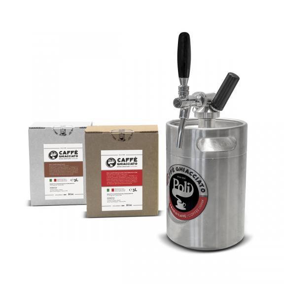 Caffè Poli - iced coffee