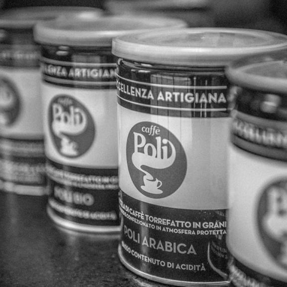 Caffè Poli - Barattoli in latta