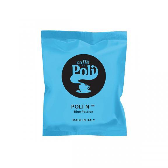 Caffè Poli - Caffè espresso decaffeinato blue passion