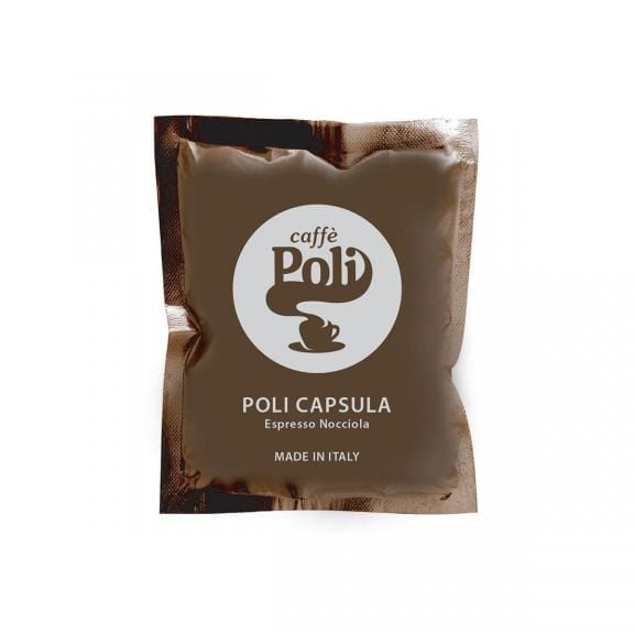 Caffè Poli - Caffè espresso gusto nocciola