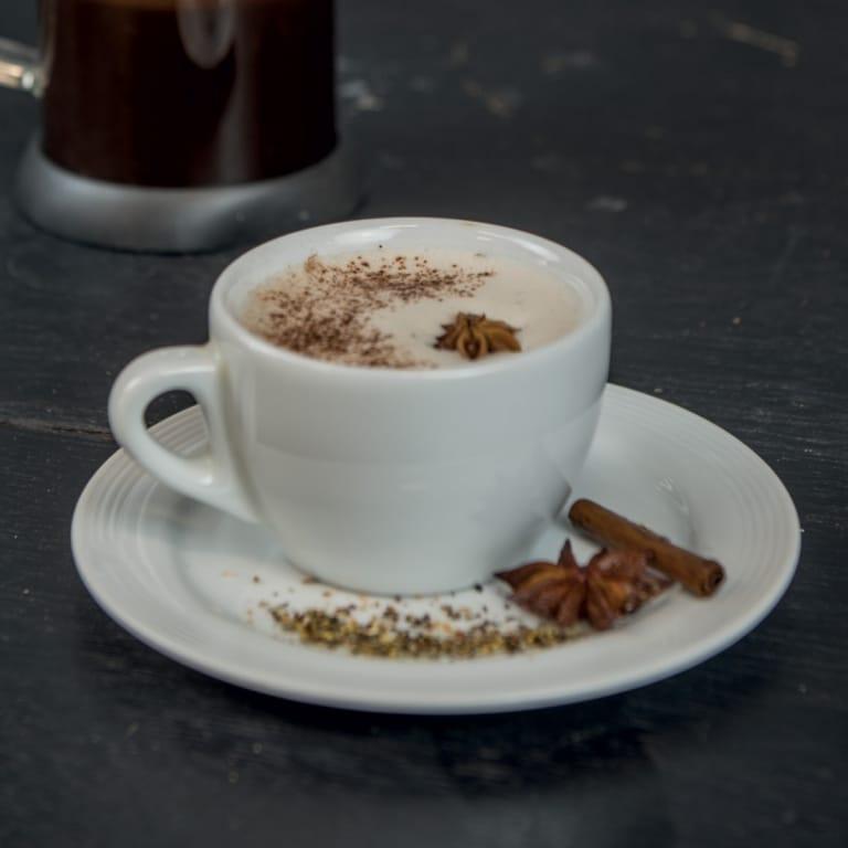 Caffè Poli - Chai coffee