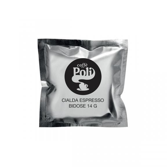 Caffè Poli - Cialda bidose 14 grammi
