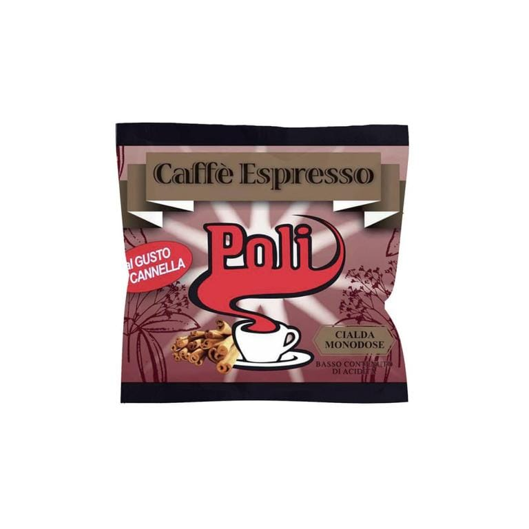 Caffè Poli - Cinnamon-flavoured espresso