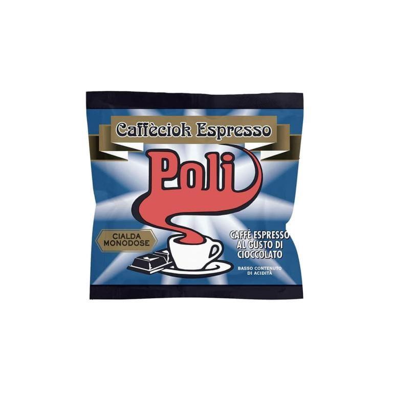 Caffè Poli - Chocolate-flavoured espresso