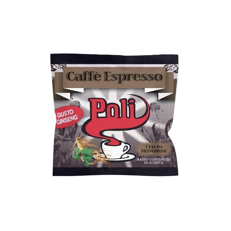 Caffè Poli - Caffè espresso gusto ginseng
