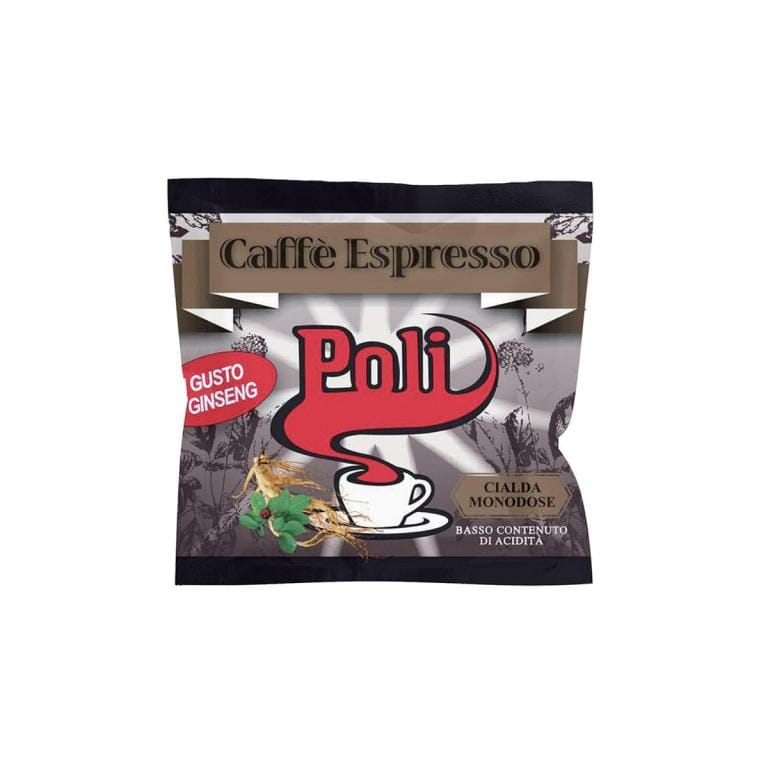 Caffè Poli - Ginseng espresso
