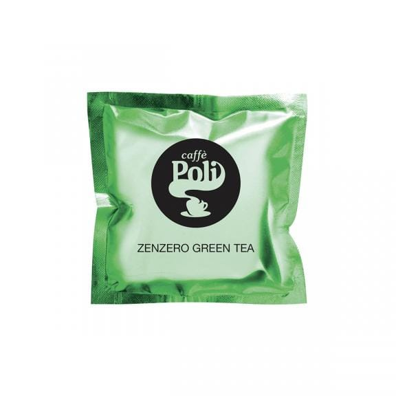 Caffè Poli - Infuso green tea + zenzero
