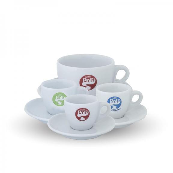 Caffè Poli - Ceramic kit
