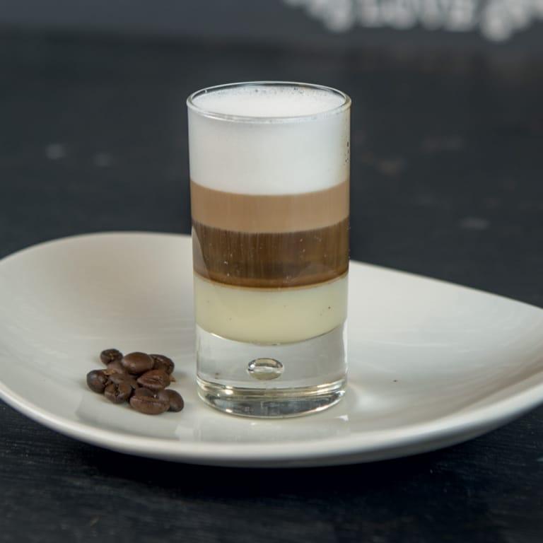 Caffè Poli - Cuban layered coffe