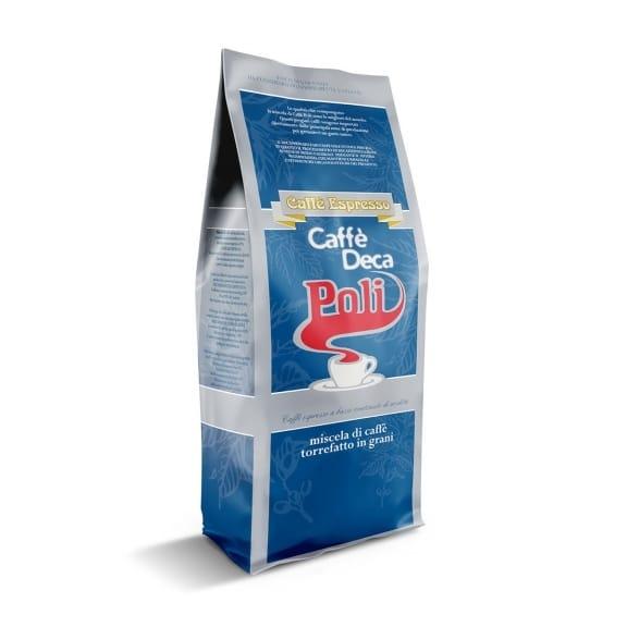 Caffè Poli - Caffè espresso decaffeinato