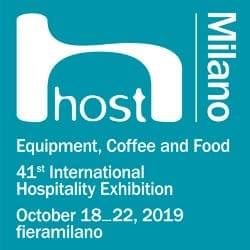 Caffè poli will be at host Milan 2019