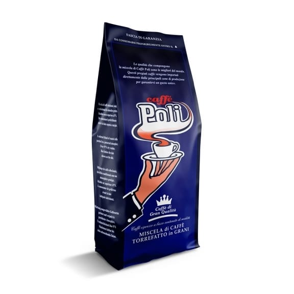 Caffè Poli - Caffè espresso gran crema