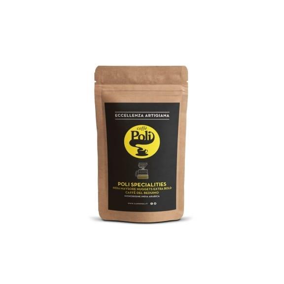Caffè Poli - India maysore nuggets extra bold caffè del beduino