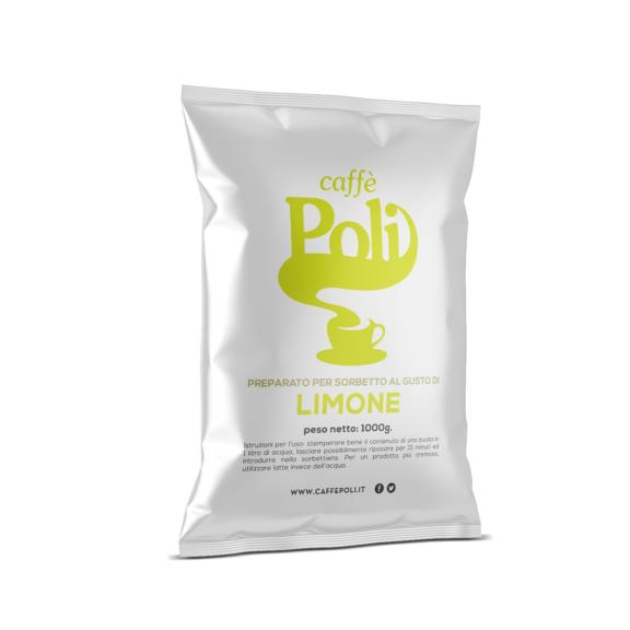 Caffè Poli - lemon sorbet