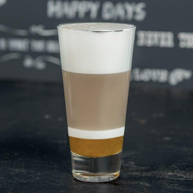 Caffè Poli - Orange cappuccino