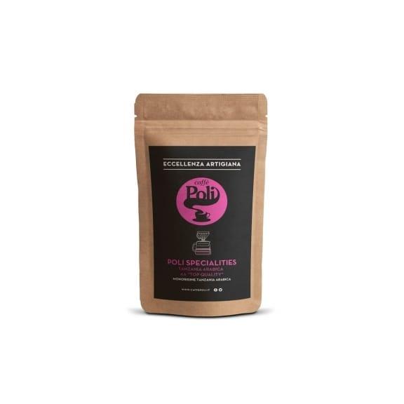 "Caffè Poli - Tanzania arabica aa ""top quality"""