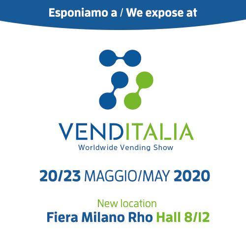 CAFFE' POLI WILL BE AT VENDITALIA 2020 FIERA MILANO RHO
